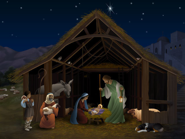 Innkeeper Birth Jesus